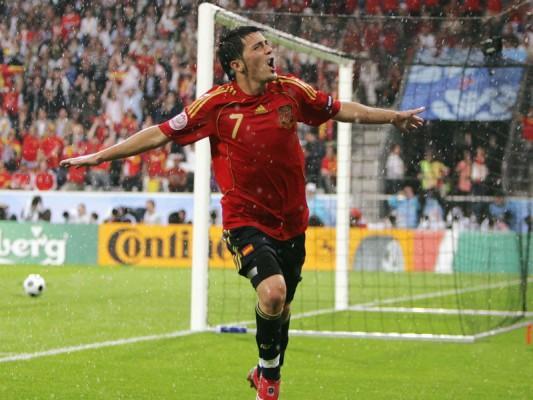 4 David Villa  Spain Spāņu... Autors: DjOutlaw 2010.gada PČ labākie spēlētāji.