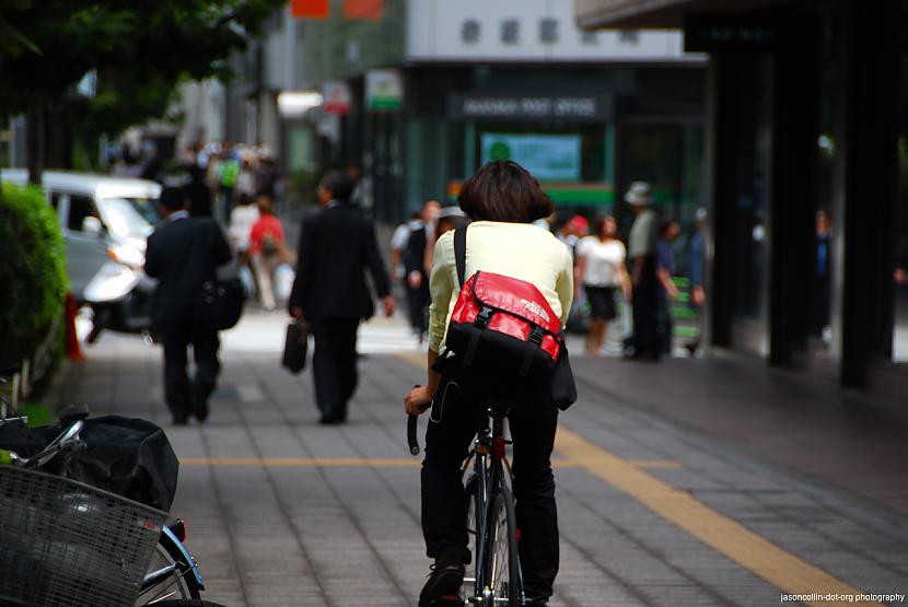 Tokijā ritens ir ātrāks nekā... Autors: Mondolini Interesanti fakti