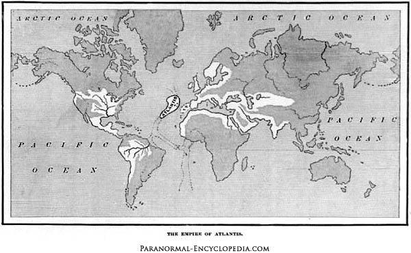 Atlantīda ir leģendāra sala... Autors: Kasers Atlantīda - mīts vai patiesība?