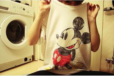 good things come to those who... Autors: littlekoška mickey mouse.