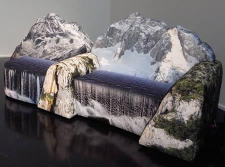 Kalnu dīvāns Šis ir... Autors: kabataaa Prakstiskas ilūzijas