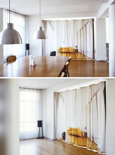 Izlūziju istaba  aizkari  Šo... Autors: kabataaa Prakstiskas ilūzijas