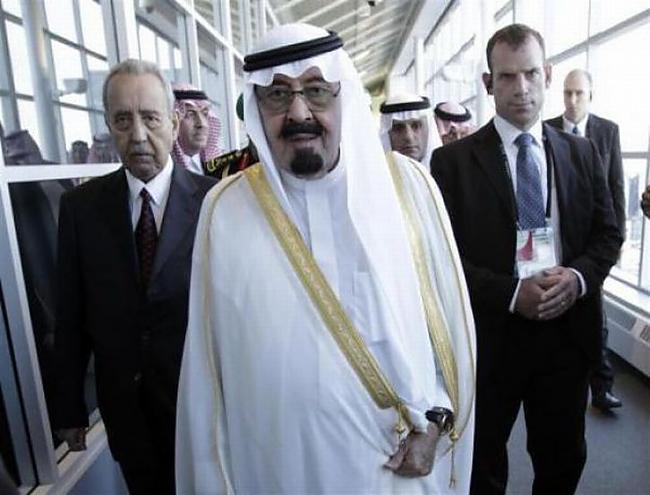 Abdullah  Abdulaziz Al Saud... Autors: Pack man Bagātākie karaļi, karalienes un prinči