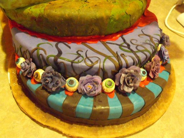 Autors: agonywhispers Man arī kāds varētu tādu torti uzdāvināt
