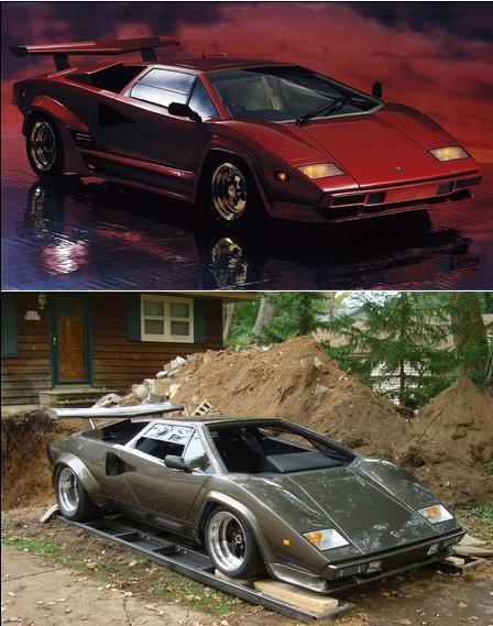 Lamborghini Kens Imhoffs jau... Autors: unbannaby Paštaisītie auto.