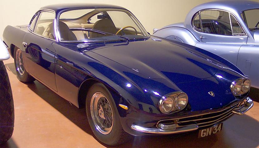 Autors: GET MONEY Lamborghini 350GT