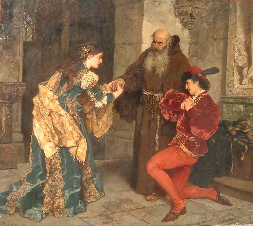 Romeo Bez tava gaišuma nakts... Autors: Horneta Romeo & Džuljeta