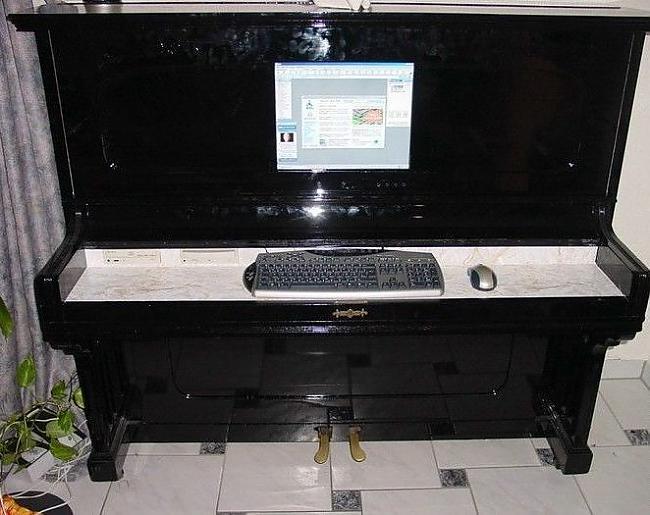 klavierdators Autors: eelektro Interesanta izskata datori