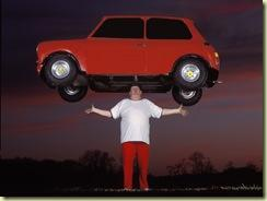 Smagākā mašīna kas turēta uz... Autors: aaipohuj Stulbākie rekordi