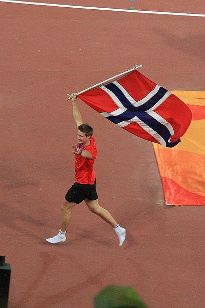 Andreas Thorkildsen ir norvēģu... Autors: Horneta Andreas Thorkildsen