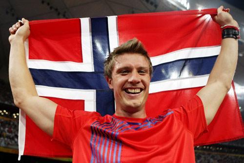 Eiropas čempionāts  2006 gadā... Autors: Horneta Andreas Thorkildsen