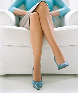 Sēdēt pārmetot kāju pār kāju  ... Autors: Ingshanisha 7 paradumi, kas bojā izskatu