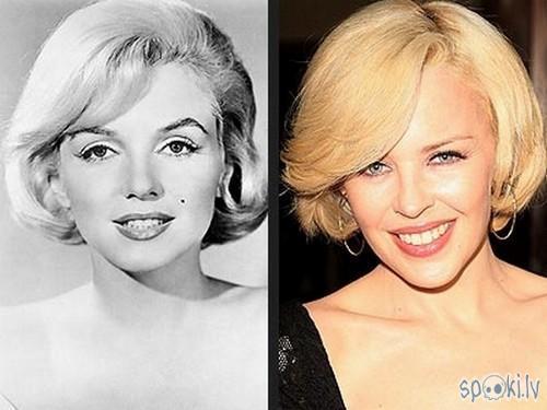 Blondās ambīcijasKylie Minogue... Autors: Stuffy Déjà Vu- viss vecais ir jauns atkal