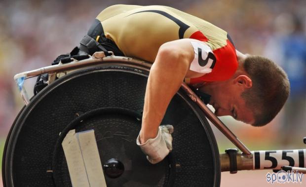 Autors: artyrs Paralimpiskās spēles