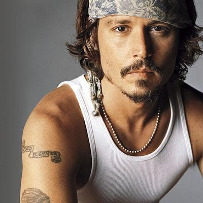 1 Džonijs Deps Johnny Depp 45 Autors: Piss In The Wind Vīriešu TOP25 by Cosmopolitan