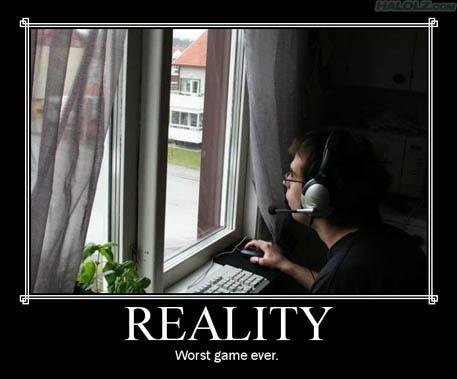 Realitāte domāta tiem... Autors: smadzenesPAzemi Aforismi
