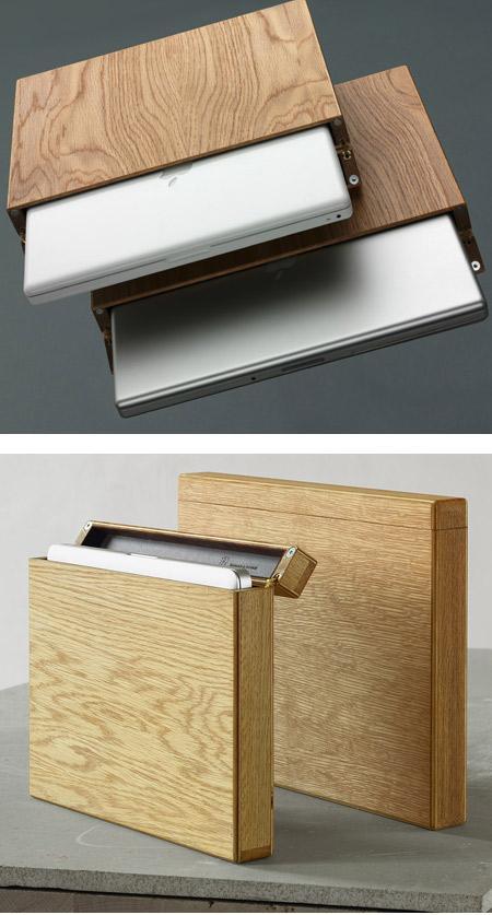 Wooden Laptop Case Creative... Autors: Booyakah Izstradajumi no koka