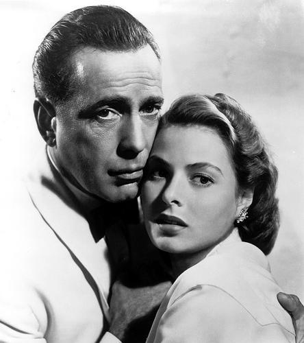 Hamfrijs Bogarts un Ingrīda... Autors: CoffeeBreak 10 romantiskākie ekrāna partneri
