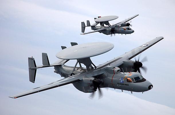 6E2D Advanced Hawkeye 232... Autors: Fosilija 10 dārgākie militārie lidaparāti