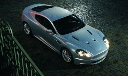 Aston Martin DBSTas attīsta... Autors: frankbullitt Rijīgie V12!!!