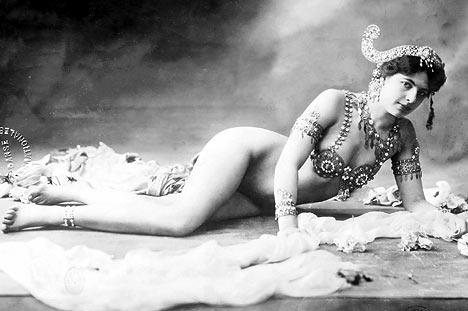 Ap 1920gadu īpašu popularitāti... Autors: ninigo Sievietes `Sex Simboli`