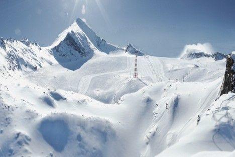 Ledāji  Augstos kalnos sniegs... Autors: MONTANNA Daži Fakti