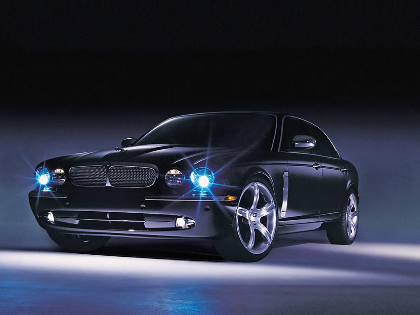 2004  Jaguar Concept Eight ... Autors: SalvadorsDali Jaguar attīstība