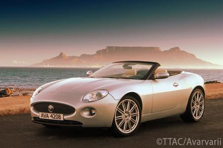 2000 Jaguar FType  sporta auto... Autors: SalvadorsDali Jaguar attīstība