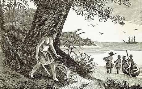 Aleksandrs Selkiriks1704gadā... Autors: kurmiiC 7 brīnumainas izglābšanās