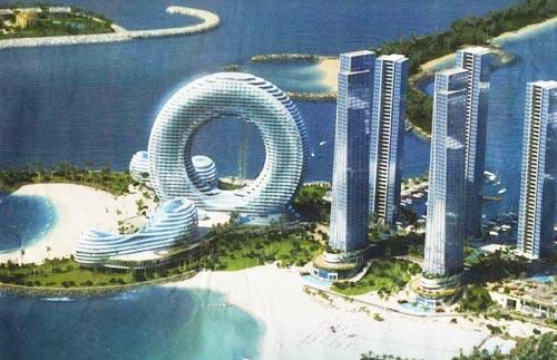 Dubajas promenāde Vēlviens... Autors: XereX Megaprojekti: Dubaja