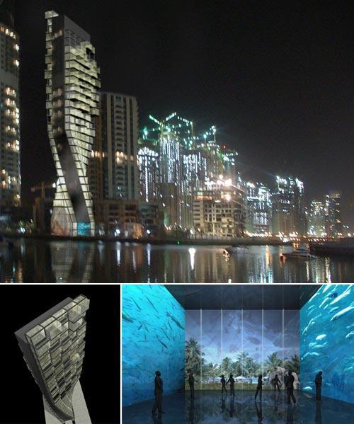 The Pixel Tower kārtējais... Autors: XereX Megaprojekti: Dubaja 2. daļa