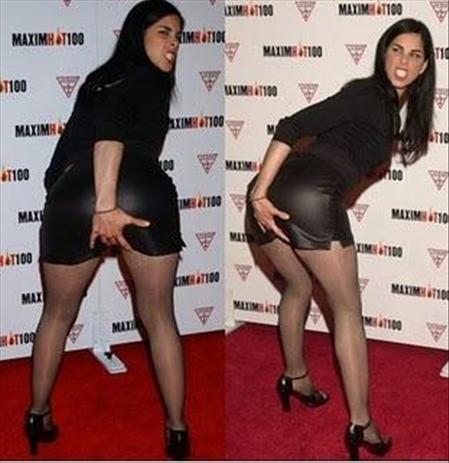 Sarah Silverman Jimmy Kimmel... Autors: edjix Zvaigžņu negantās rokas