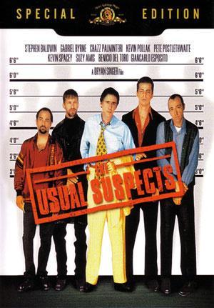 The Usual Suspects1995Dzenot... Autors: Pirāts 20. gs labākās filmas!