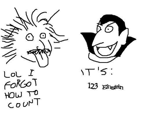 123 einstein Autors: dangy captcha`s komiksi.