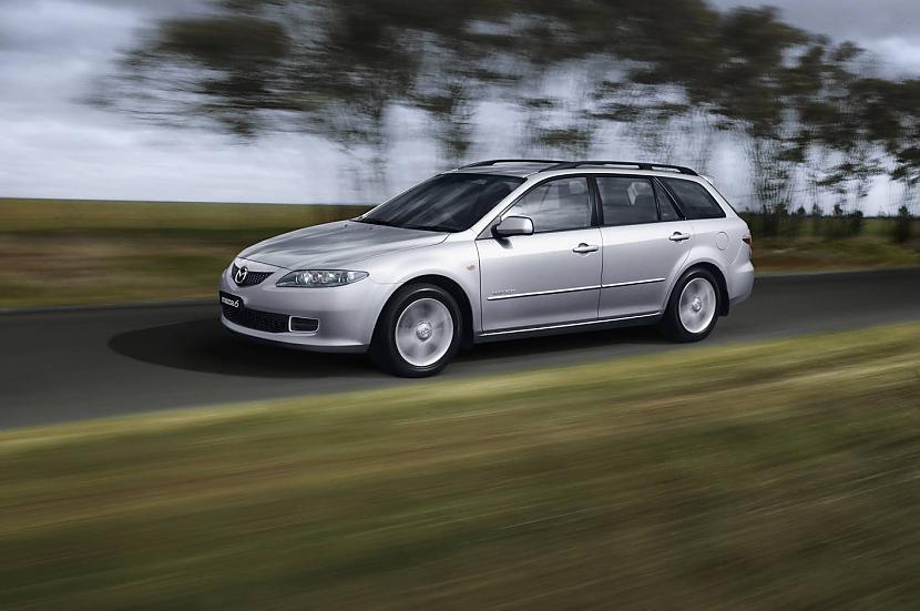 Mazda 6 sāka ražot 2002... Autors: GET MONEY Pāris labi automobiļi 2 daļa