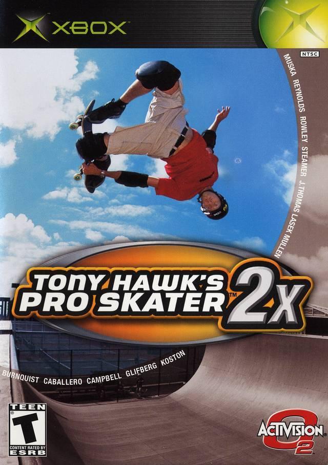 Izlaišanas gads  2001 ... Autors: galdinsh Tony Hawk series covers