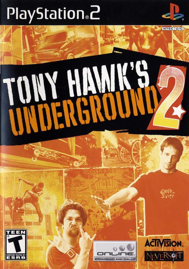 Izlaišanas gads  2004 ... Autors: galdinsh Tony Hawk series covers