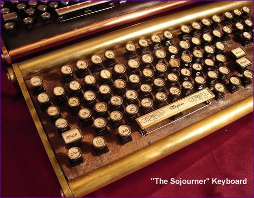The Sojourner Autors: Elx666 Steampunk - pirmā daļa