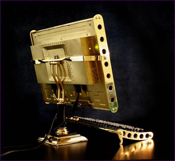 Bronzas un Marmora LCD apvalks Autors: Elx666 Steampunk - pirmā daļa