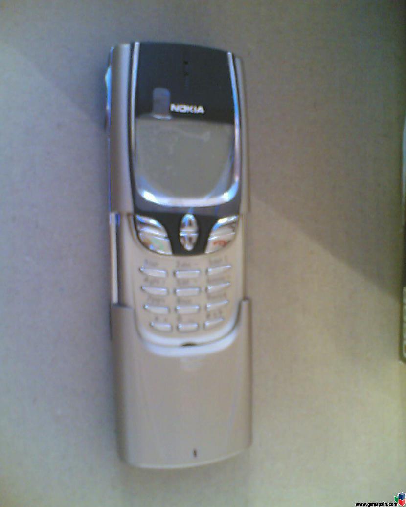 Nokia 8850 Melnbaltā displeja... Autors: exe TELEnostaļģija2.