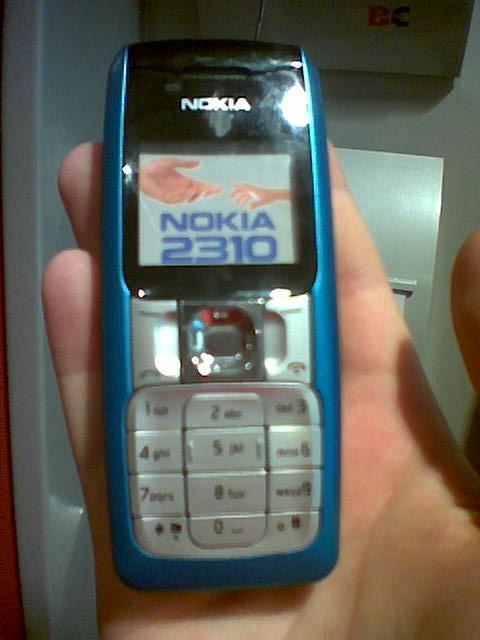 Nokia 2310 Reāli telefons... Autors: exe TELEnostaļģija3.