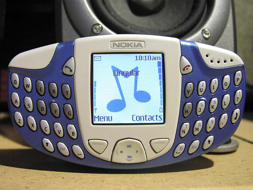 Nokia 3300 Pirmais Nokia ar... Autors: exe TELEnostaļģija3.
