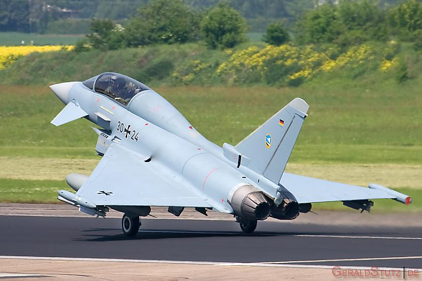 Eurofighter Typhoon ... Autors: Xinjsh Luftwaffe-s bildes