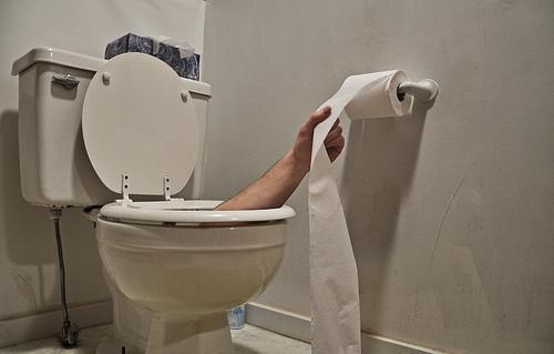 Autors: soullthief Kad tualete aizsērējusi :D