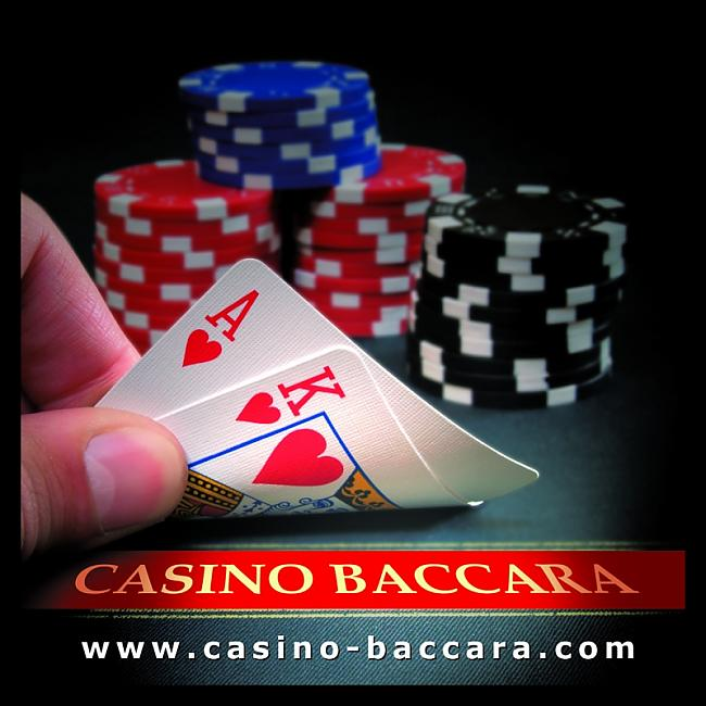 Bakara ir vienkārša kazino... Autors: Tiamo Spēlē, spēlē, ko tu spēlē...
