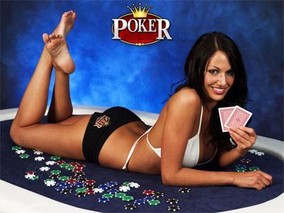Par Pokeru vēsture klusē... Autors: Tiamo Spēlē, spēlē, ko tu spēlē...