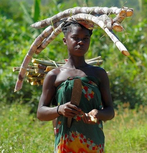 Aborigēniete Autors: Sabana Australoīdu rase