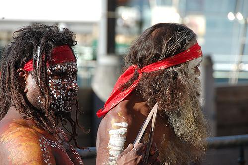 Austrālieši no negroīdiem... Autors: Sabana Australoīdu rase