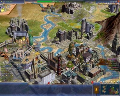 Civilization Vēl viena... Autors: TheMephestopheles Immortal PC games. Ar zemām sistēmas prasībām.