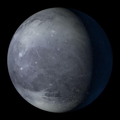 No Plūtona Saule izskatās kā... Autors: ugunīgāā Fakti par saules sistēmu.